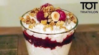 Kolhydrater som bränsle (+ recept på overnight oats) | TOT Triathlon