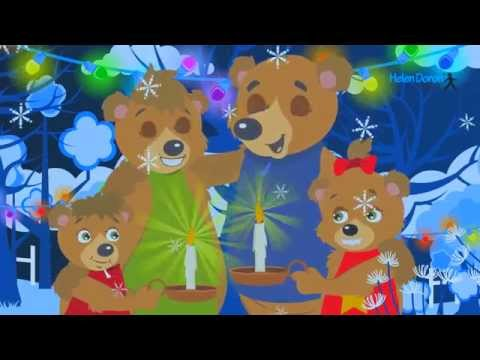 Kids Christmas Songs | Everybody Loves Christmas  |  Helen Doron Song Club