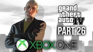 GTA 4 Xbox One Gameplay Walkthrough Part 26 - DERRICK & TUNNEL OF DEATH