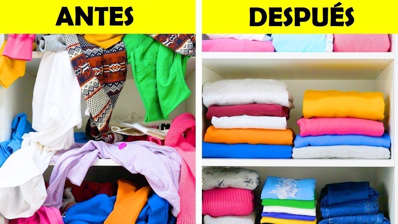 Resultado de imagen de doblar la ropa