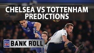 Chelsea FC V Tottenham   FA Cup Match Predictions   Sat 22nd April