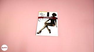 Prezentare ciorapi Marilyn Erotic 15 den