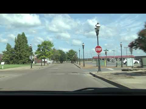Parking And Driving Around Paducah - Fall Paducah 2019
