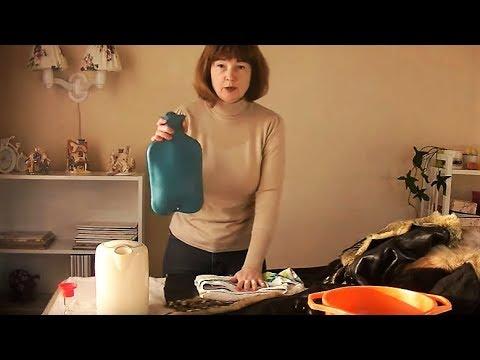 Как погладить дубленку в домашних условиях