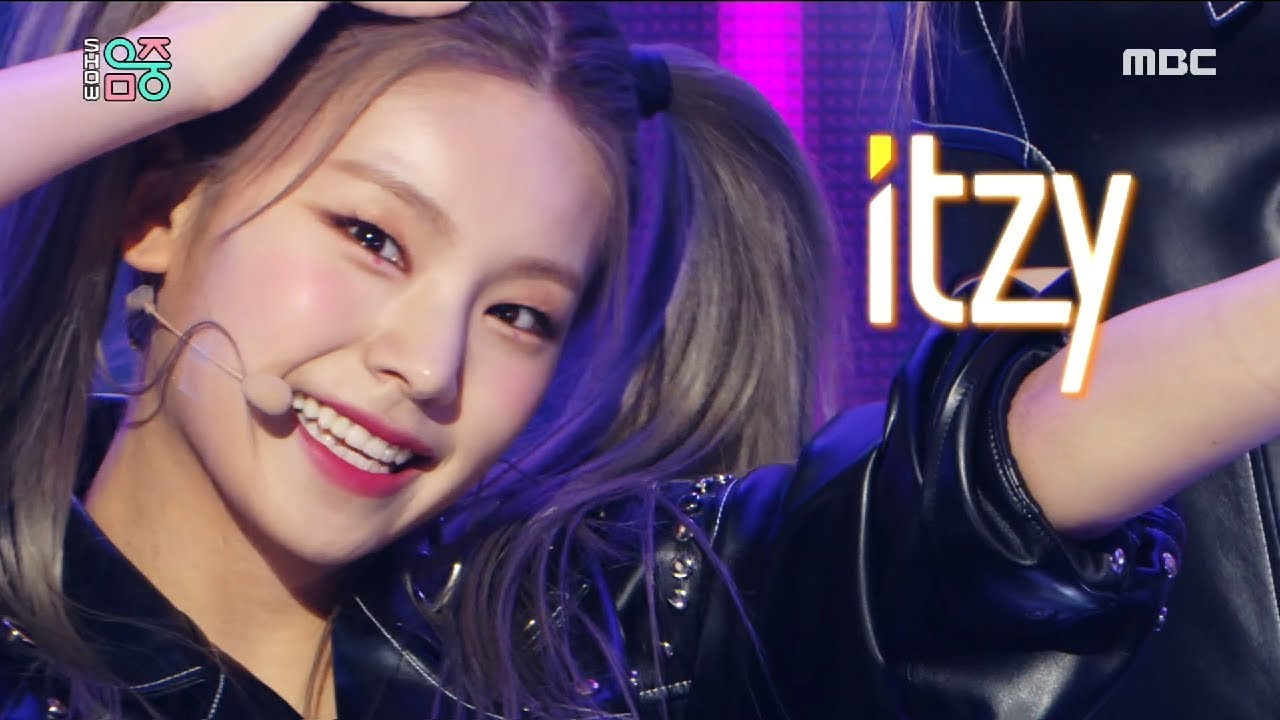 Itzy Wannabe Show Music Core Ep 673 Youtube