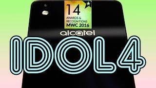 "Обзор Alcatel Idol 4 - ""Тёмная лошадка"""
