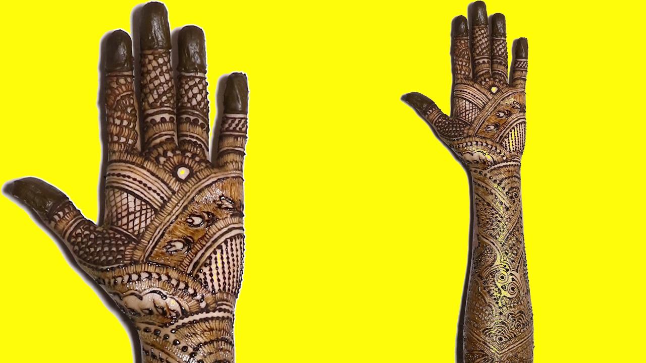 Awesome latest indian mehndi design dulhan mehndi design mehndi awesome latest indian mehndi design dulhan mehndi design mehndi tutorial viral lifestyle youtube baditri Images