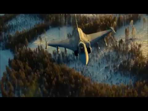 Power of SAAB JAS 39 Gripen (Swedish Next Gen Smart Fighter)/ Sweden/Thailand/Hungarian Air Force