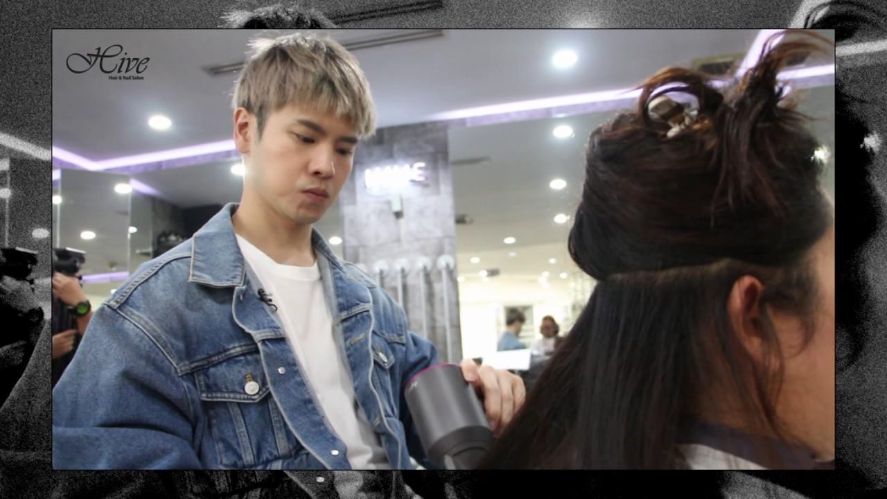HIVE Hair & Nail Salon - YouTube