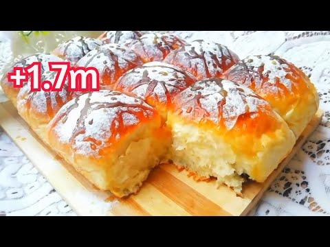 recette-brioche-au-yaourt-sans-pétrissage-sans-beurre---cuisine-marocaine