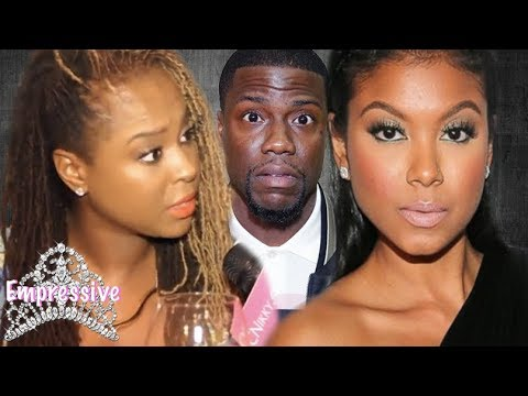 """Kevin Hart's wife Eniko tells Torrei Hart """"Take responsibility for your failed marriage!"""""""