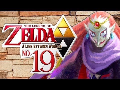 Zelda: A Link Between Worlds - Episode 19: Bad, Yuga!