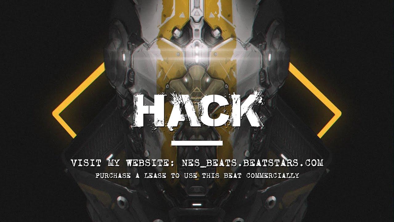 """Skrillex Type Beat """"HACK""""   EDM Trap 2020 (Prod. By NeS beats)"""