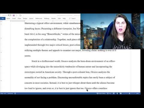 Essay 2 Comparative Analysis