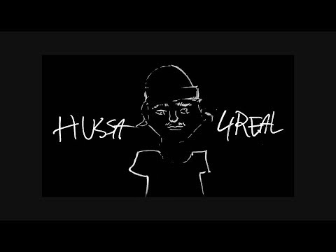 Hussa - 4REAL (Official Lyric Video)
