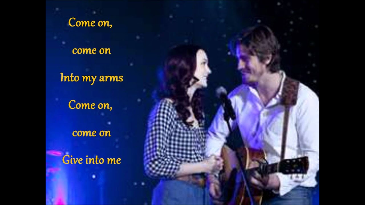 give in to me-leighton meester and garrett hedlund