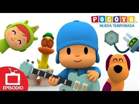 Pocoyó - La banda de rock (S04E19) NUEVOS EPISODIOS