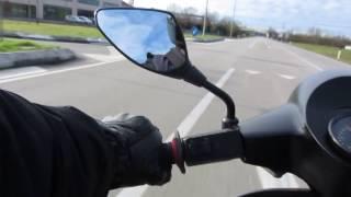 Vespa PK quattrini RR evoluzione - D 60 cambio Faio 5 marce
