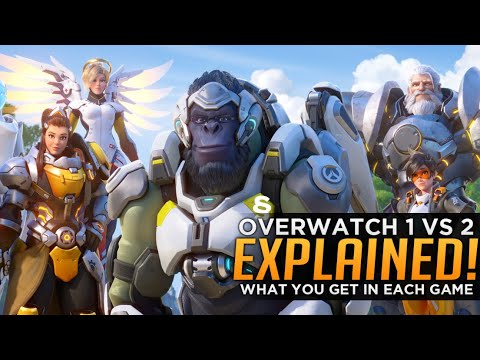 WTF is Overwatch 2? - What You Get in Each Game thumbnail