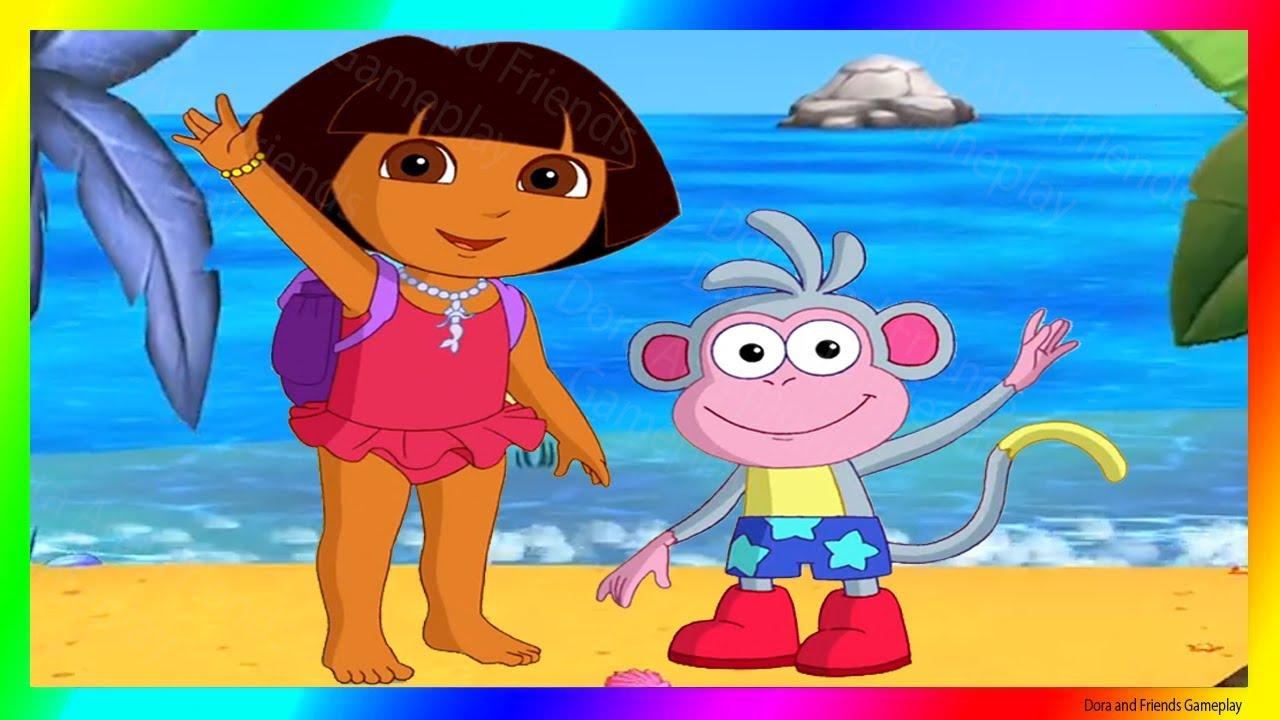 Dora And Friends The Explorer Cartoon Adventure