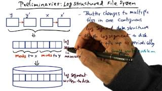 Preliminaries  (Log Structured File System) - Georgia Tech - Advanced Operating Systems