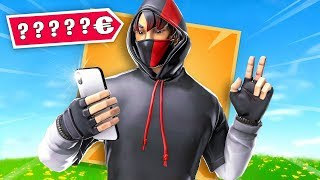 The most SIMPLE MODE to HAVE the IKONIK Skin on your Fortnite Account