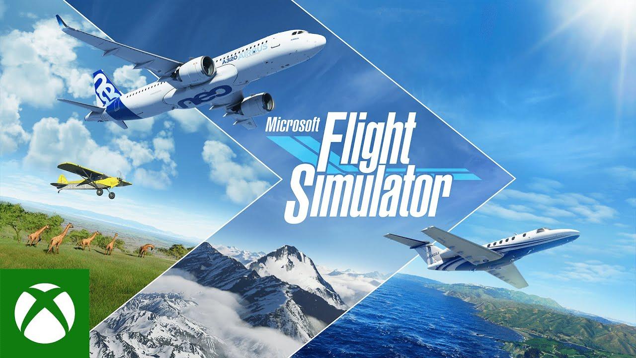 Microsoft Flight Simulator Pre Order Launch Trailer Youtube