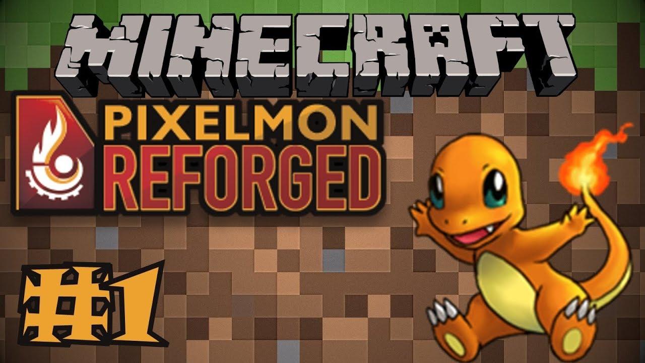 Multiplayer pixelmon episode 1 charmander youtube - Pixelmon ep 1 charmander ...