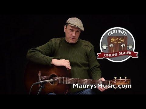 The Martin 000-15M Streetmaster At Maury's Music
