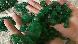 Colombie : le roi des émeraudes