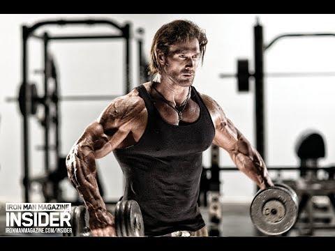 mike o'hearn - full shoulder workout (MASSIVE SHOULDER)