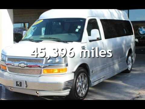 2011 Chevrolet Express Conversion Van 2500 For Sale In Phoenix AZ