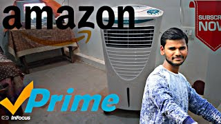 Symphony cooler | Unboxing Amazon.in |Remote Control