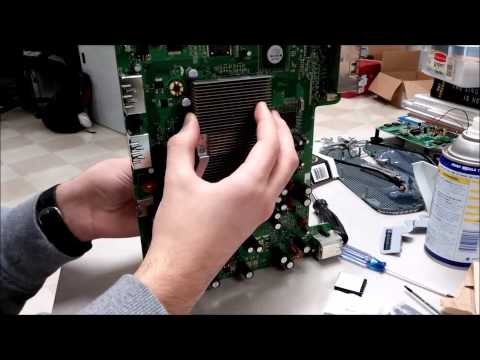 Xbox 360 RROD/E74 Repair Guide