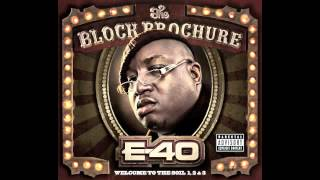 "Official Dirty Remix: E-40 ""Function"" Feat. Chris Brown, YG, Problem, IamSU"