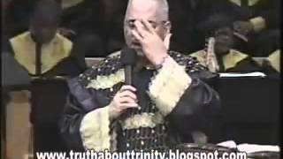 "Jeremiah Wright: ""God Damn America"""