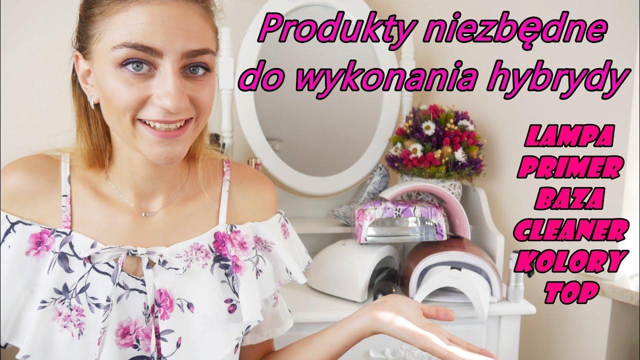 Niezbedne Produkty Do Zrobienia Hybrydy Hybrydy Od Podstaw