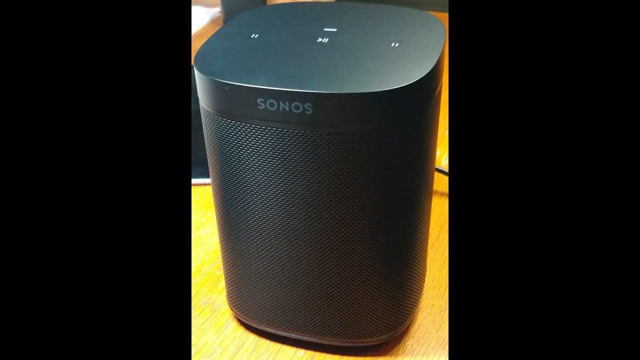 Sonos One SL Unboxing & Einrichten