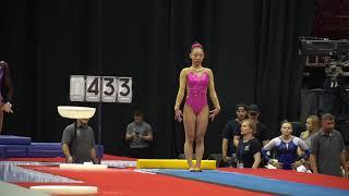 Kara Eaker - Vault - 2018 GK U.S. Classic - Senior Competition