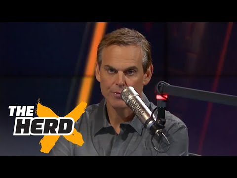 Tony Gonzalez: The days of Jimmy Graham getting tons of yards and touchdowns are over | THE HERD