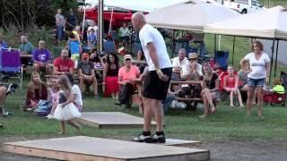 Danny Shepherd (2nd Place) - Flatfooting