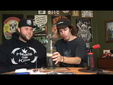 GRAVITY DABS WITH RAWOG420
