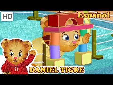 Daniel Tigre en Español - Mi Hermana Comete Errores | Videos para Niños