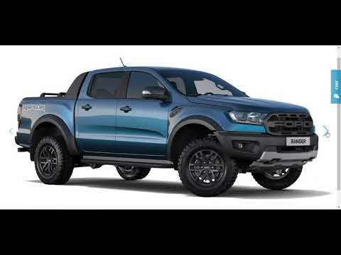 Configurador Ford Ranger Raptor Youtube