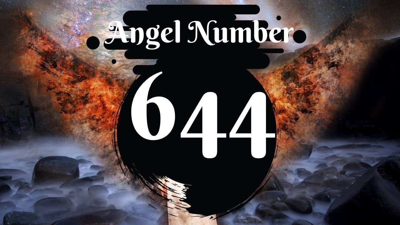Download Why You Keep Seeing Angel Number 644? 🌌 The Deeper Meaning Behind Seeing 644 😬