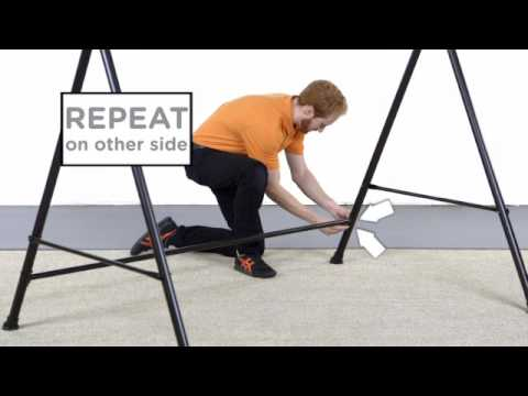 Home Depot Canada: 3 Person Steel Sling Swing