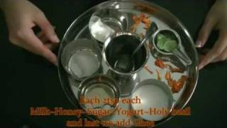 Panchamrit Recipe for Pujas | Indian Holy Drink | Sacred Recipes