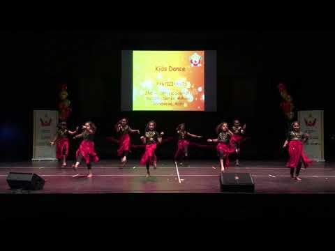 Kids Dance- Araamagiri SUbbulaxmi - Kannda Medley
