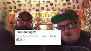 "Twang and Round ""Devil To Pay"" Reaction"