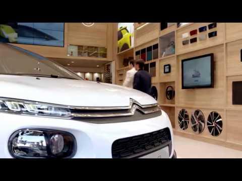 'La Maison Citroën': A Unique Experience